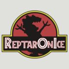 Reptar On Ice by SuperSalad82