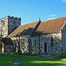 St John&#x27;s, Spetisbury by RedHillDigital