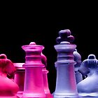 female male chess by Arbaes