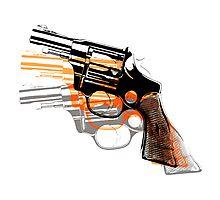 Got Yourself a Gun (Right)... Photographic Print