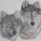 Wild at heart by Sharlene  Schmidt