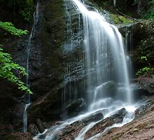 Fuller Falls, Fundy Trail - New Brunswick by Stephen Stephen