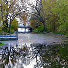 Starkweather Creek by wiscbackroadz