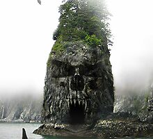 Skull Rock by Cliff Vestergaard