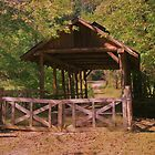 Covered Bridge on Chota by Chelei