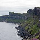 Coastline, Isle of Skye, by Tizimagen