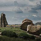 Ruins by sunith shyam