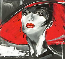 Red Hat by Nady Gepp