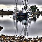 M/V Afognak ~ Alaska Fish Packer ~ HDR by DJ LeMay