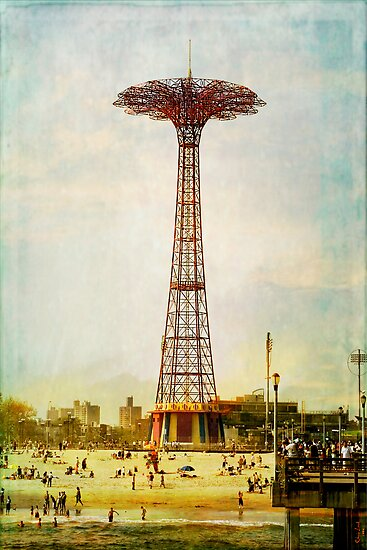 Coney Island Vintage by Chris Lord
