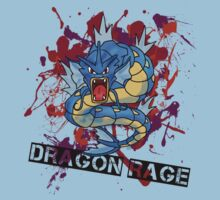 Dragon Rage by Loz Still