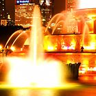 Buckingham Fountain by jack8