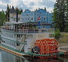 Authentic sternwheeler Riverboat Discovery by algill