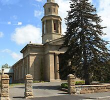 St George Church Battey Point Tasmania 1836 by PaulWJewell