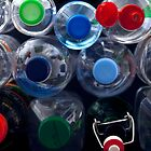 Bottle tops by Richard G Witham