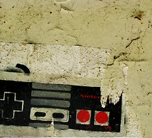Industrial NES by lasherart