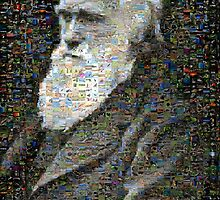 Darwin Mosaic by Paul Duckett