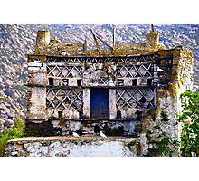 Pigeon House  Photographic Print