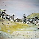 Milecastle 37 by GEORGE SANDERSON