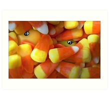 Sheep in the Meadow, Ducks in the Corn Art Print