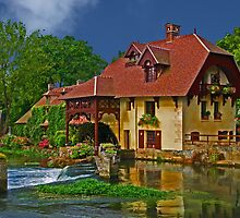 Le Moulin de Fourges by Alan Findlater