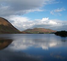 Crummock water, lake district 2010 by mitchell nix
