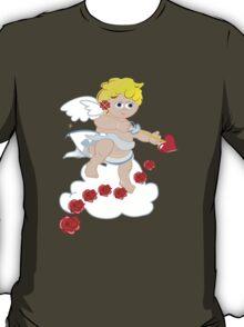 Cute cupid ready to shoot T-Shirt