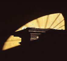 Interior of an abandoned house -Interior de una casa deshabitada- by Rafael López
