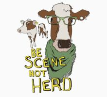 be Scene not Herd by Jimmy Holway