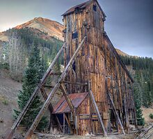 Yankee Girl Mine by rjcolby