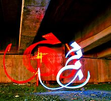Light the walls by Apai  Bisizgn