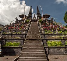 Stairway to Enlightenment by Keith Irving
