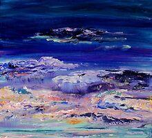 Dusk imagining by Regina Valluzzi