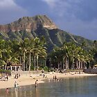 Diamond Head, Hawaii by John Carpenter