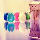 Danbo Found Some Eggs! by Lady-Tori