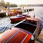 A Wolfeboro Morning by Bruce Taylor