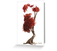Little Tree 38 Greeting Card