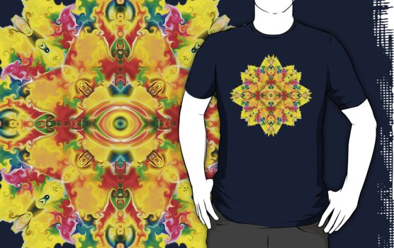 Amulet Tee by Christopher Pottruff
