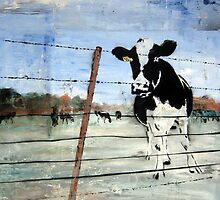 The Cow Next Door by Katie Robinson