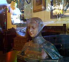 Bust of Joan of Arc by SylviaS