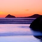 Squeaky Beach @ Sunset by astroimages