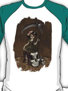 Girl 56 | Tarot Inspired Girl  Smudge edition T-Shirt