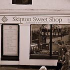 Skipton Sweet Shop by Stan Owen