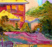 Backyard Sunshine by Blended
