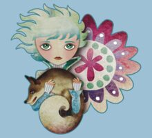 Wintry Little Prince T-Shirt Kids Clothes