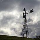 Lonely Windmill by Vikki Shedden Photography