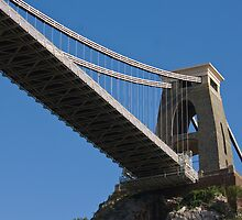 Clifton Suspension Bridge by Brian Roscorla