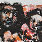 Faces, Bernard Lacoque-25 by bernard lacoque