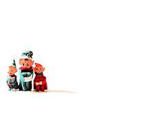 Merry Elf-Mas by Carrie Bonham