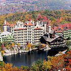 Mohonk Mountain House, New Paltz NY by TomSpencer